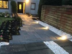 Garden Lighting Installation by Edinburgh City Electrical Contractors